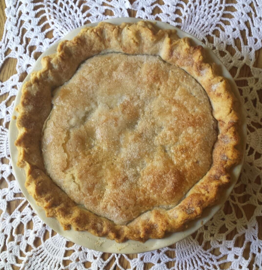 Gooseberry Puddin' Pie