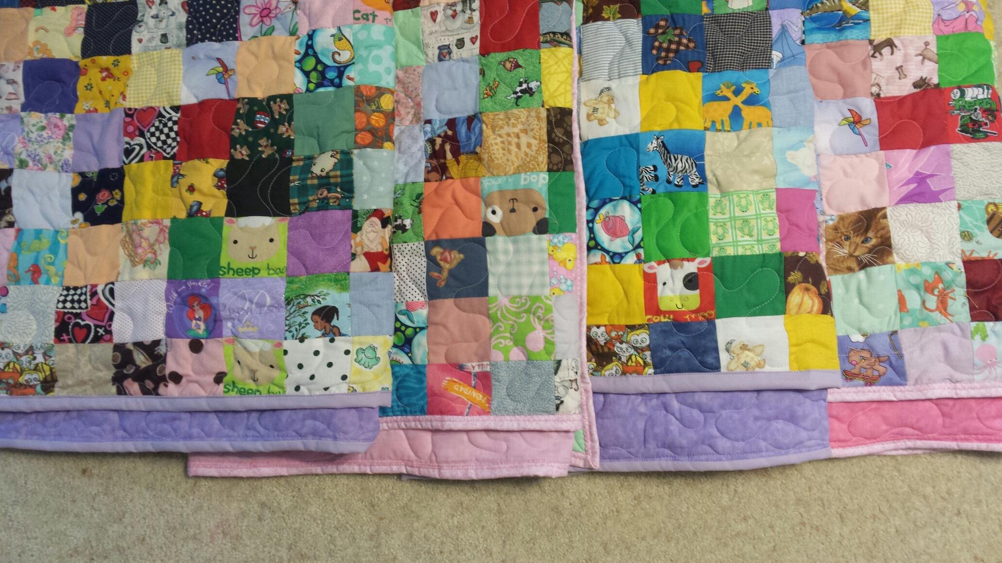 Grandbaby Quilts