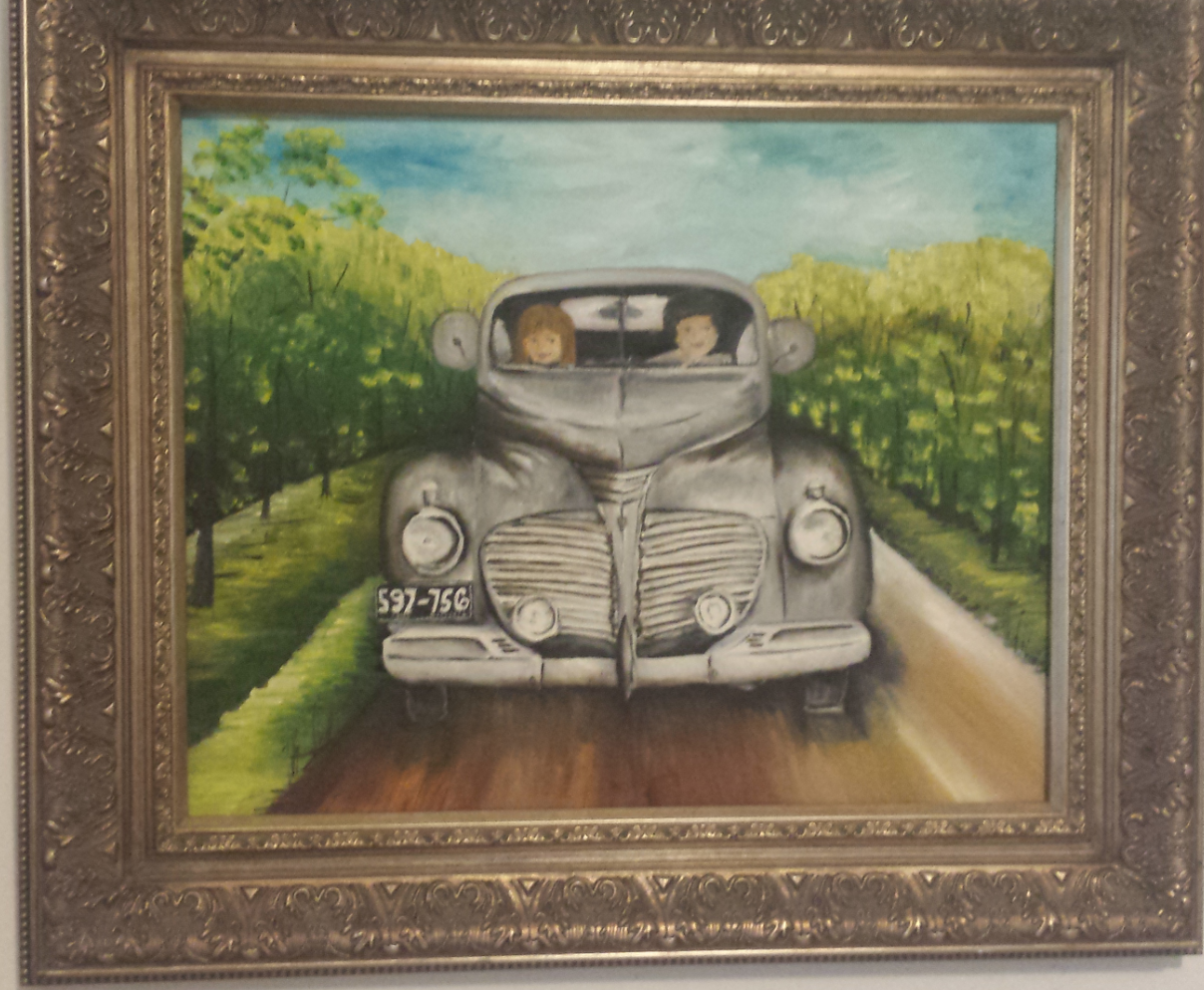 The Courting Car